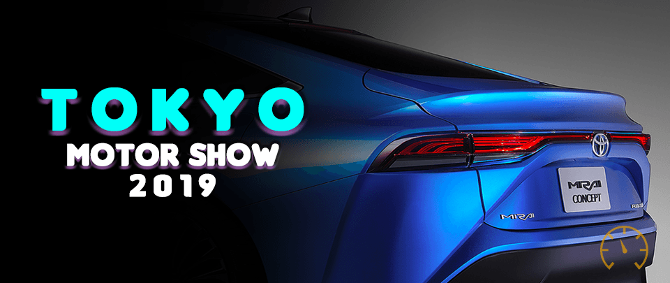 Highlights from the Tokyo Motor Show