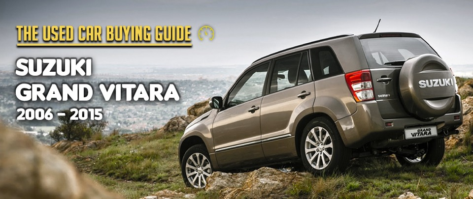 Used Car Buying Guide: 2007 Suzuki Grand Vitara