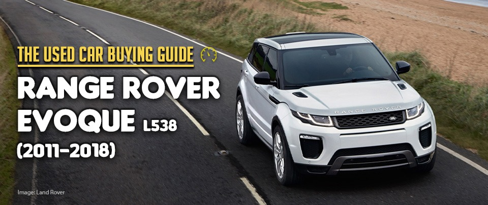 Is A Used Range Rover Evoque Worth Buying?