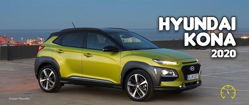 The B-Segment Crossover Heats Up With The Hyundai Kona