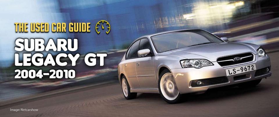 Daniel Fernandez Buys A (Subaru) Legacy