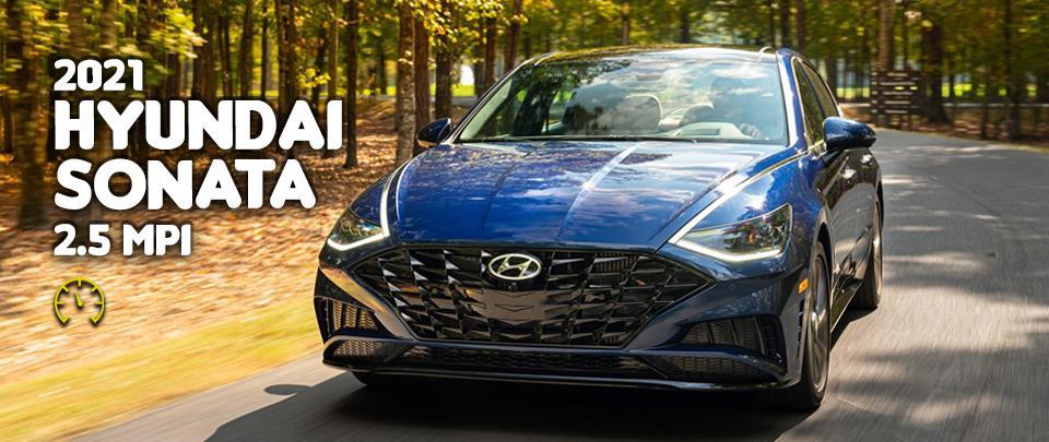 The 2020 Hyundai Sonata Is Really Worth Its Price Tag