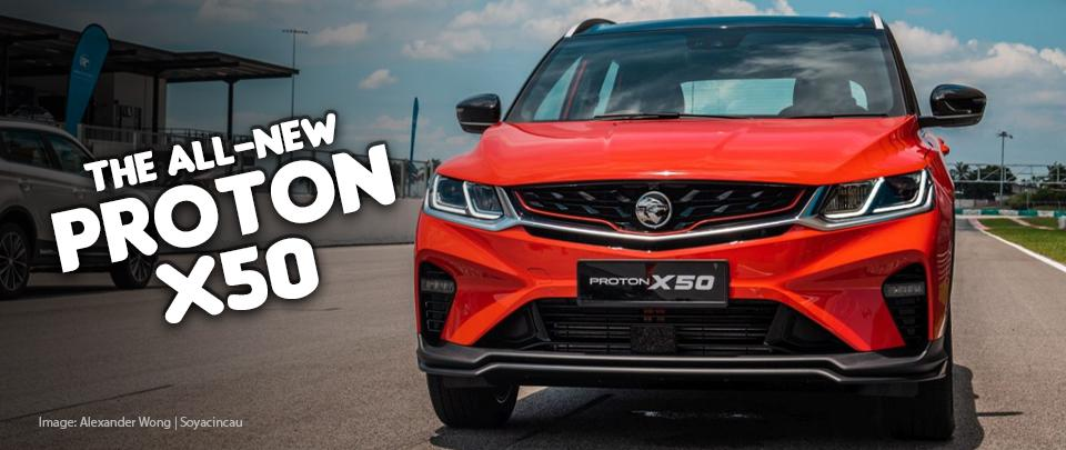 The Proton X50 Exceeds Every Expectation