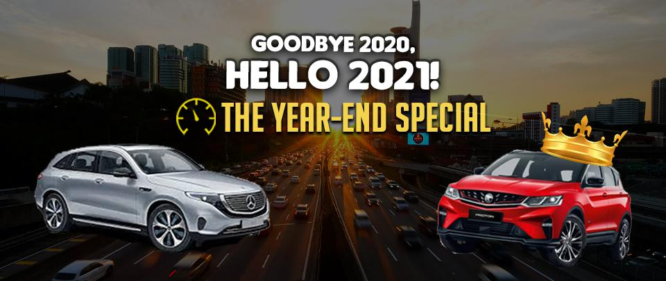 The Year End Special