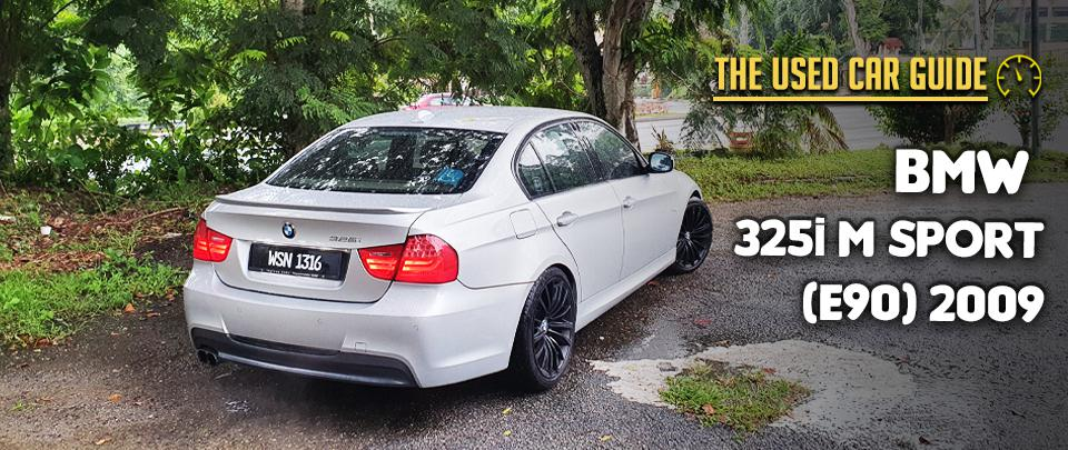 The 2009 BMW 3-Series E90 Is An Incredible Daily Driver
