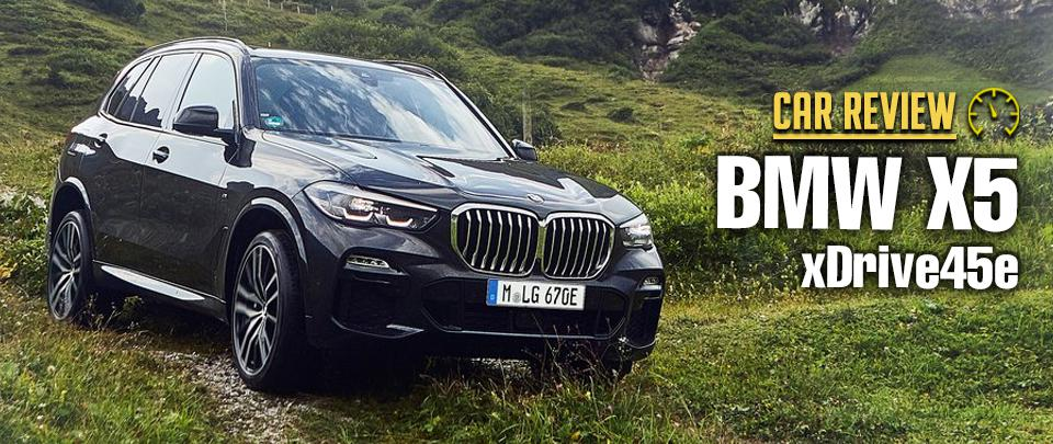 "The 2020 BMW X5 Is An Excellent ""Sports Activity Vehicle"""