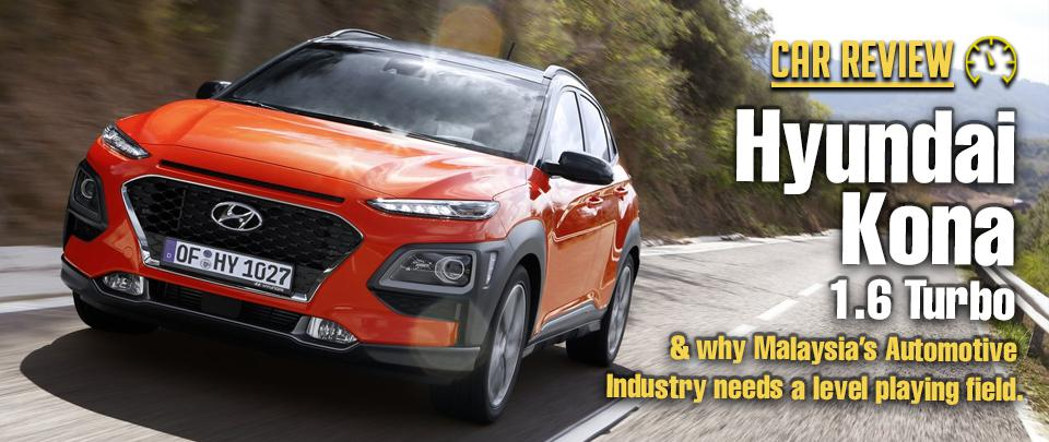 The Hyundai Kona Is The Best Crossover In Malaysia (If Not For The Price)