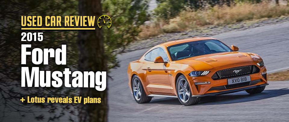 Ecoboost Or Not, The Ford Mustang Has Always Been An Icon