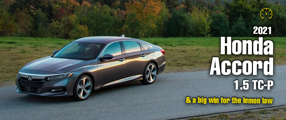 The Honda Accord Is A Great Car, But It's A Dying Breed