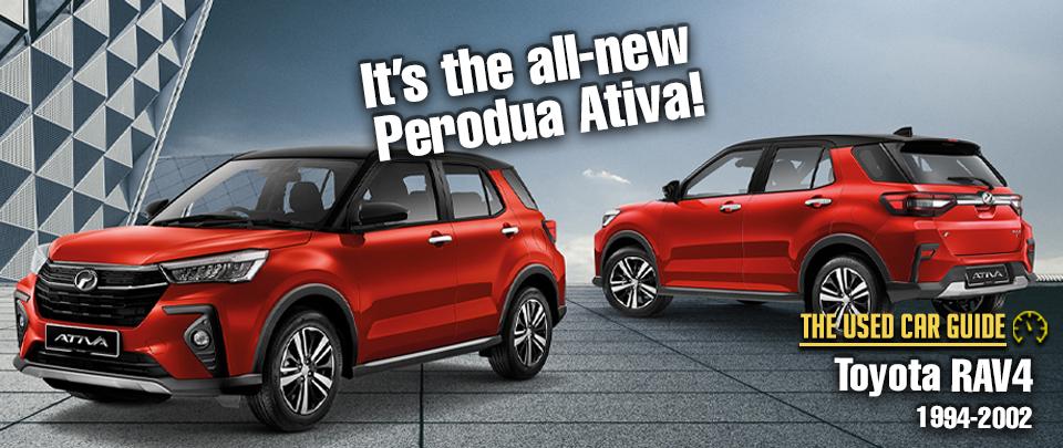 The Perodua Ativa Represents A New Era For Perodua