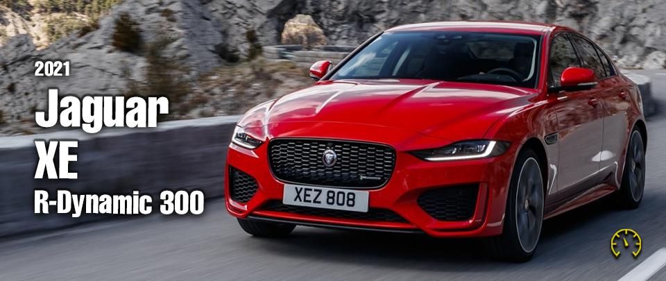 The Jaguar XE Is A Left-Field Sports Saloon
