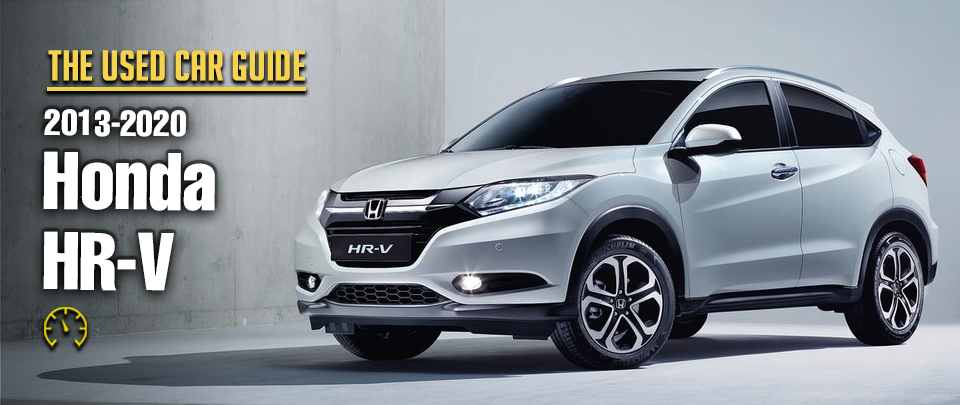 The New Honda HR-V Is Coming, But A Used One Is Still Worth It