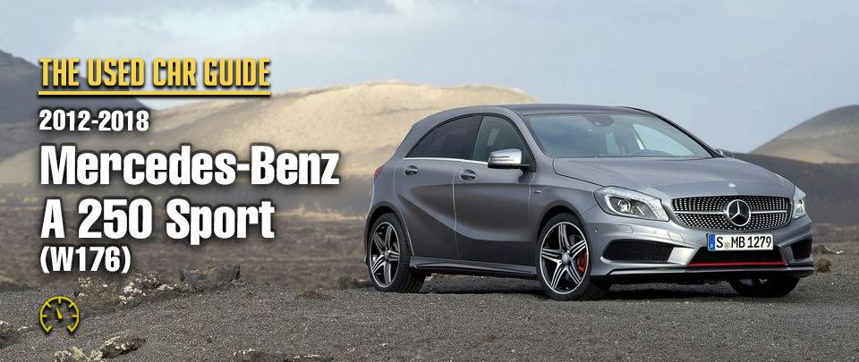 The 2015 Mercedes-Benz A 250 Is A Stylish Alternative To The Golf GTI