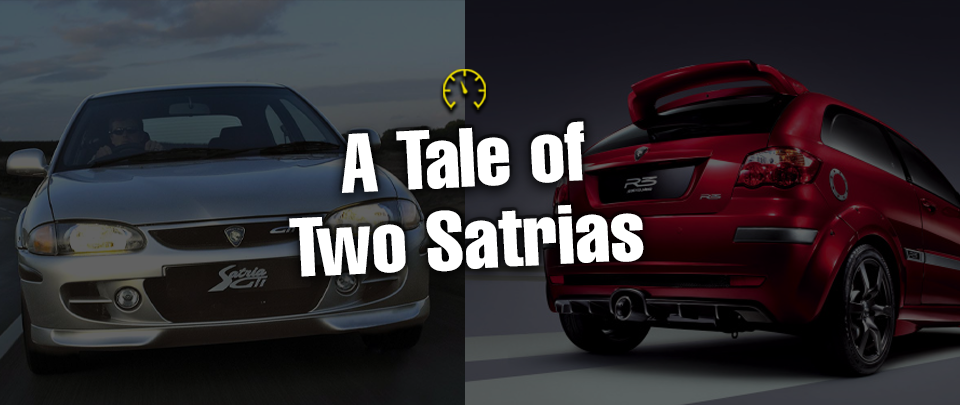 A Tale of Two Proton Satrias