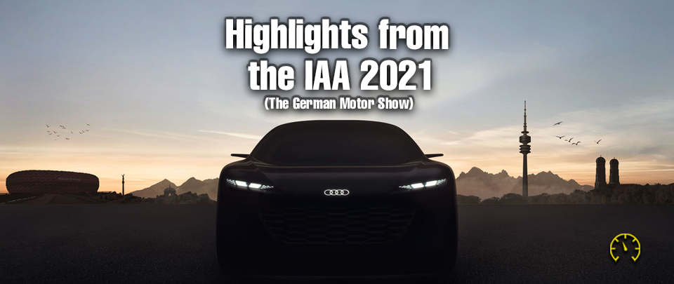 What Will Move Us Next: Highlights from the IAA 2021