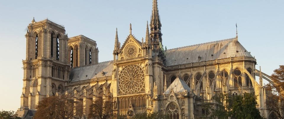 The Daily Digest: Grieving For Notre-Dame