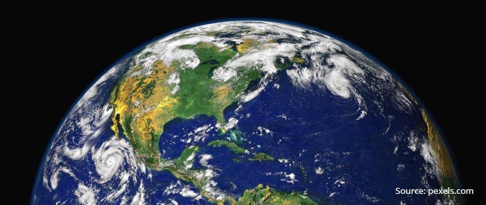 The Daily Digest: Earth Day - Hari Ini Dalam Sejarah
