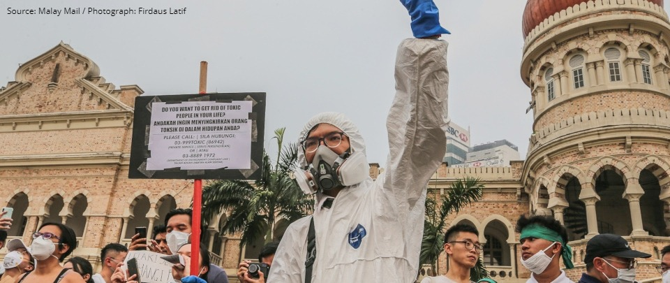 The Daily Digest: Malaysia, Is This How You Strike for the Environment?