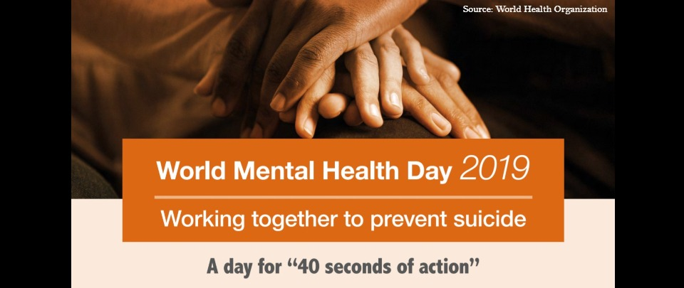 The Daily Digest: World Mental Health Day