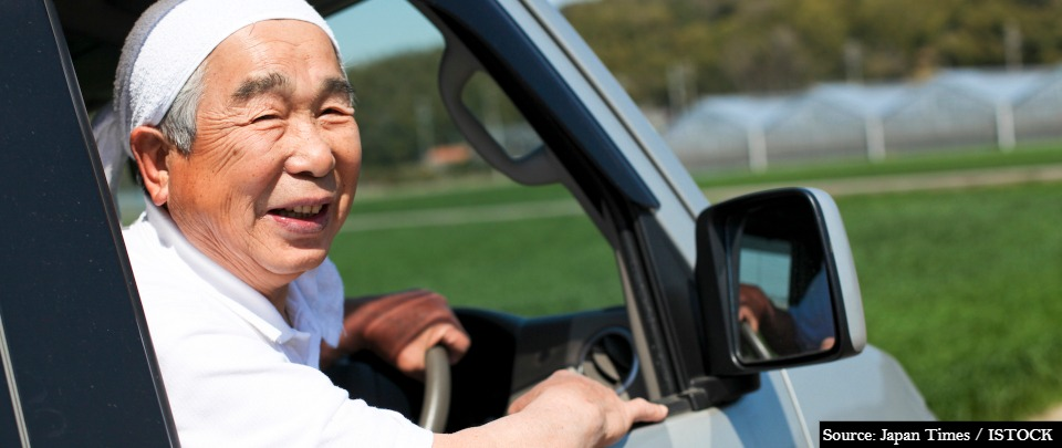Driving Safely Into Your Golden Years