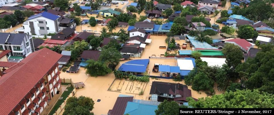Staying Safe During Flood Season