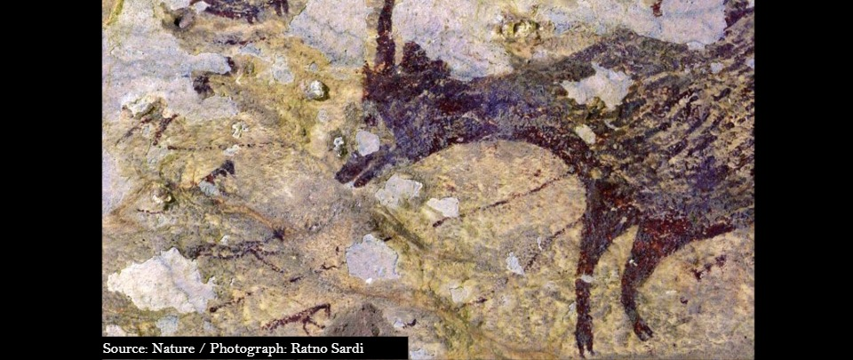Rocking Art From 44,000 Years Ago