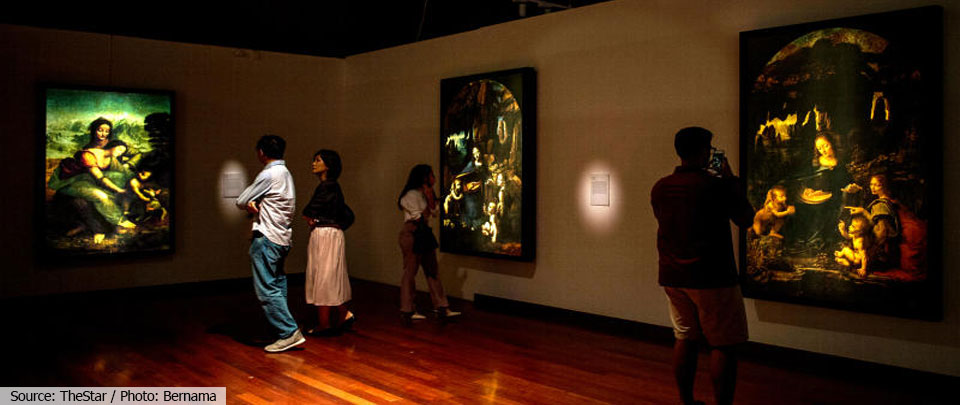 The Daily Digest: Exhibition of Da Vinci Reproductions – Is It Art?