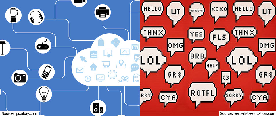The Daily Digest: The Internet and Our Changing Language.