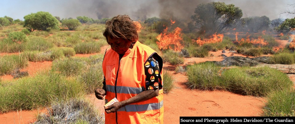 Aboriginal Australians React to the Bushfire Crisis