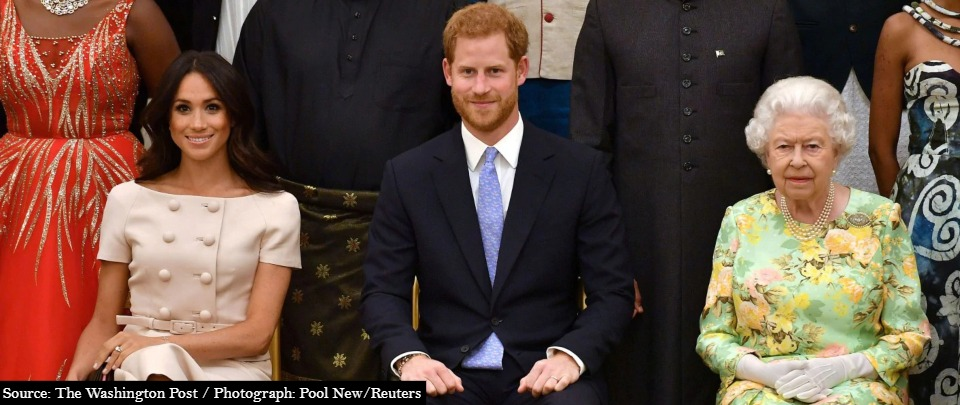 Like Harry and Meghan, Say 'No' to Family Expectations