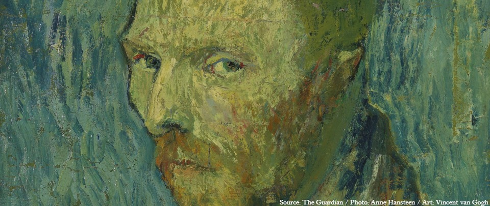 Van Gogh: Psychosis and Art in a Self-Portrait