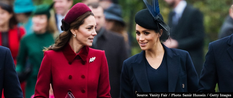 "Why ""Kate vs Meghan"" Hurts All Women"