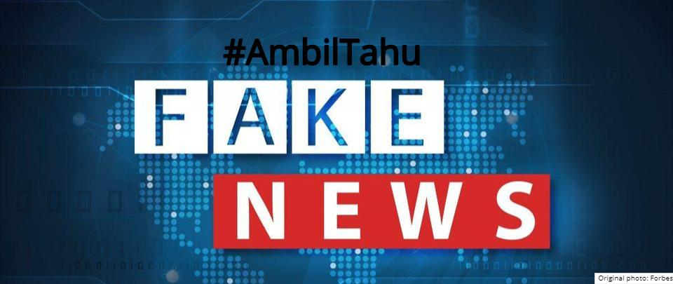 #AmbilTahu to Stop the Spread of COVID-19 Fake News