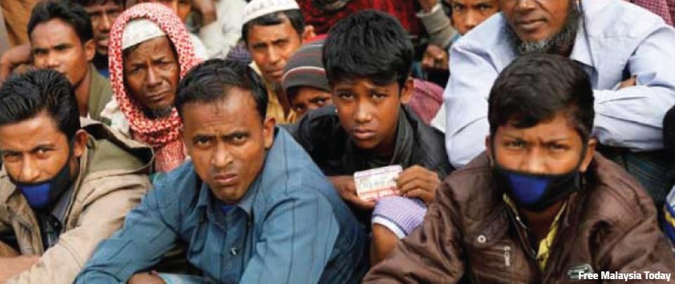 #MigranJugaManusia