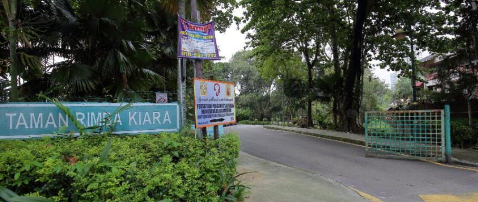 What's In a Name? A Lot, For Taman Rimba Kiara
