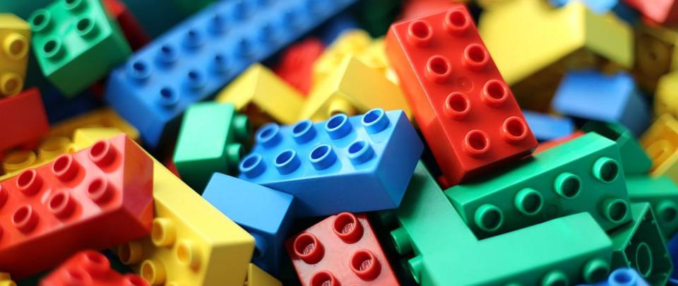 Lego to Learn Braille