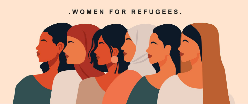 Young Malaysians Start NGO to Teach Refugee Women