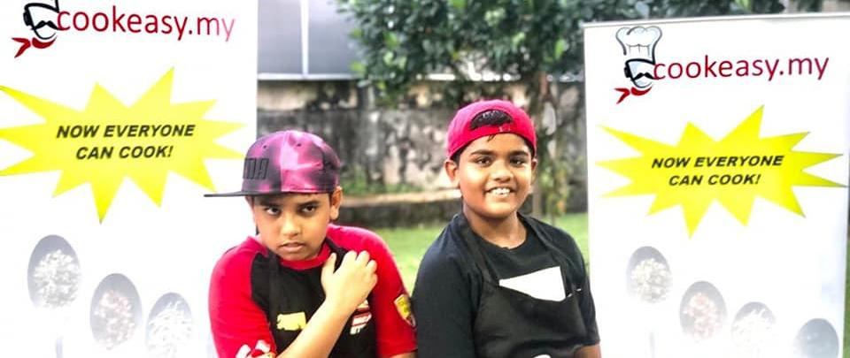 12 Year Old Malaysians Create Platform to Help Small Businesses