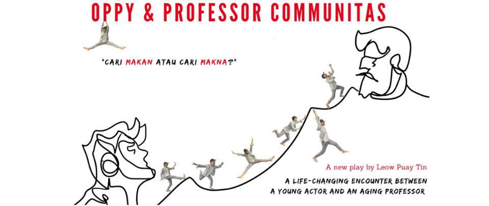 Oppy & Professor Communitas: Interview With Leow Puay Tin & Faiq Syazwan