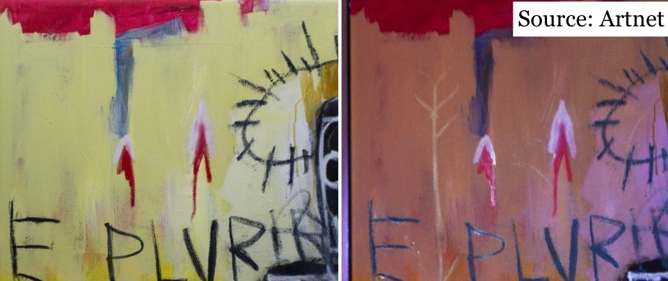 The Daily Digest: Basquiat's Hidden Drawings