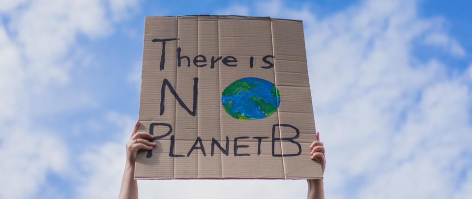 Not Passive Victims - Youths Planning for their Planet