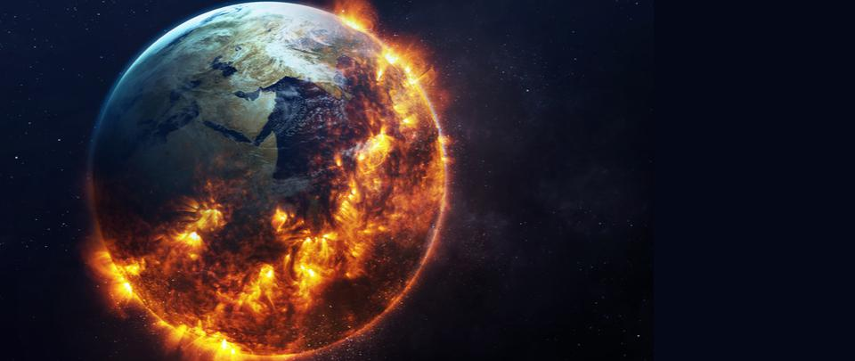 IPCC Report: Are We Headed for Hell on Earth?
