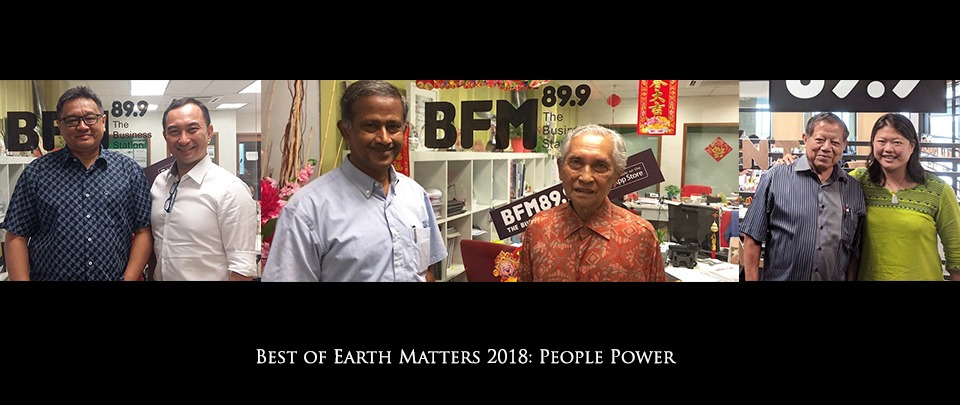 Best of Earth Matters 2018 - Part 1: People Power