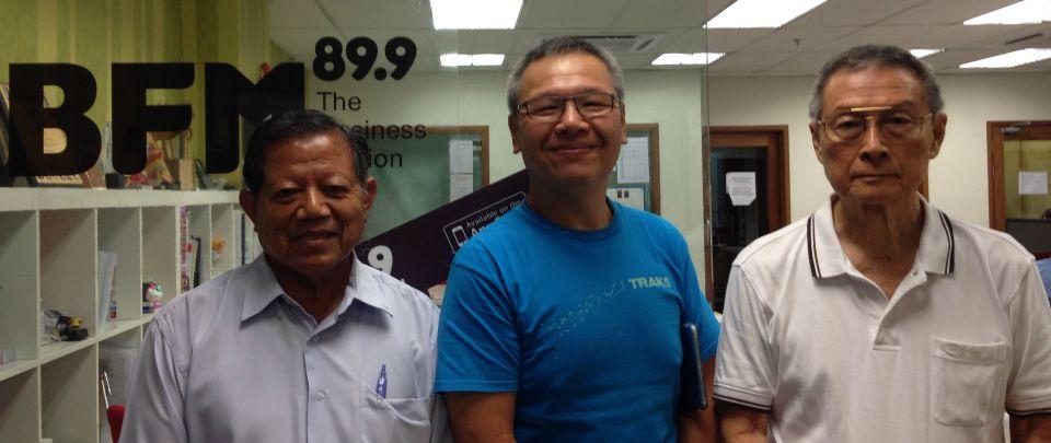 Bukit Kiara's forest under threat?