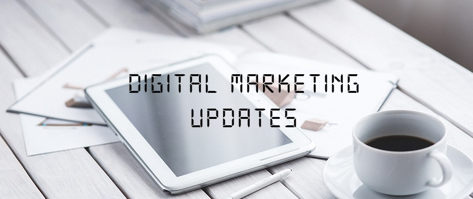 Digital Marketing Updates - Google Optimize & Facebook Live Audio and Animated Gif Ads