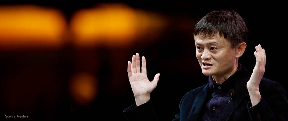 Bfm The Business Radio Station 3 Messages Jack Ma Made Sure