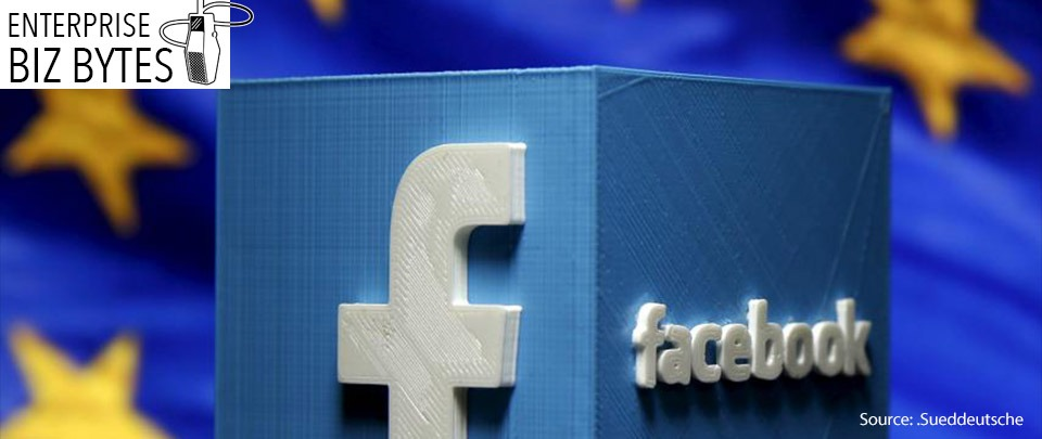 Facebook Moves 1.5 billion Users Out Of Reach Of New European Privacy Law