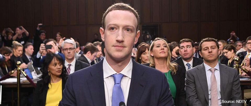Five Crucial Notes From Mark Zuckerberg's Congress Testimony
