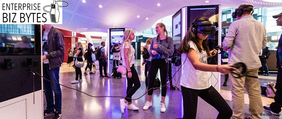 US Airports Introduce Video Game Hubs For Bored Travellers