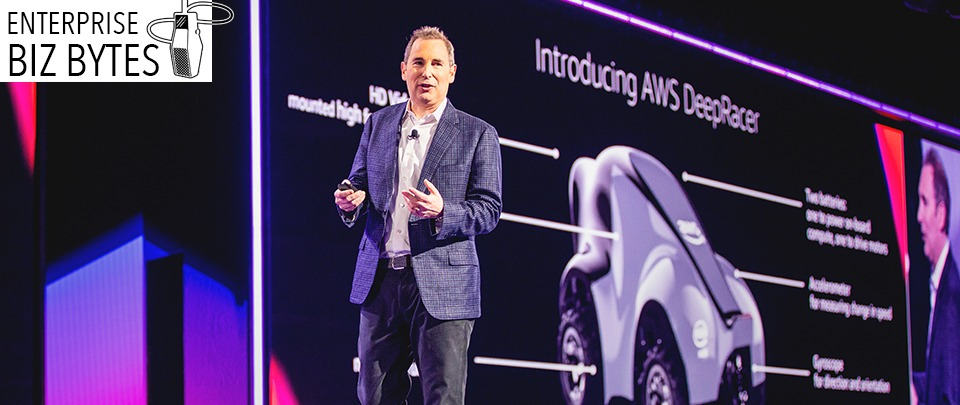 AWS ReInvent 2018: Day Two Wrap Up